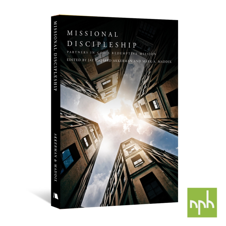 Blog - Missional Discipleship