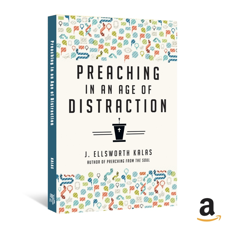 Blog - Preaching in an Age of Distraction