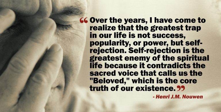 Quote - Nouwen Self-Rejection copy